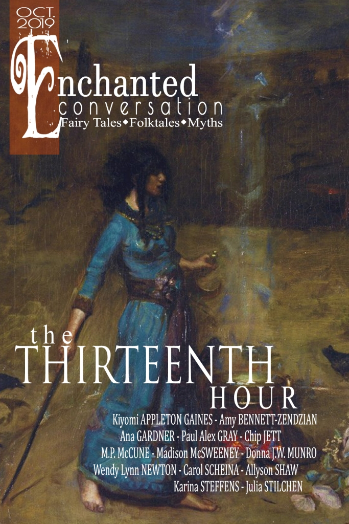 The 13th Hour - OCTOBER 2019 - Cover A. Bergloff