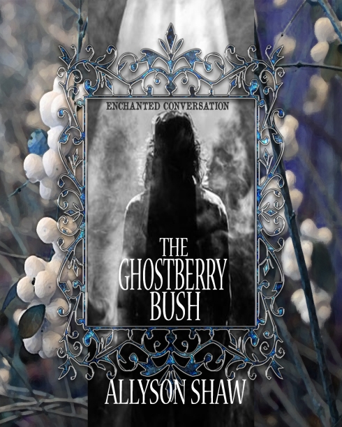 The Ghostberry Bush - SHAW - Cover A